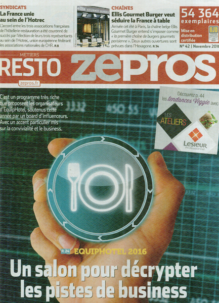 ZePros, La Brigade Digitale , Lucien Bertotti