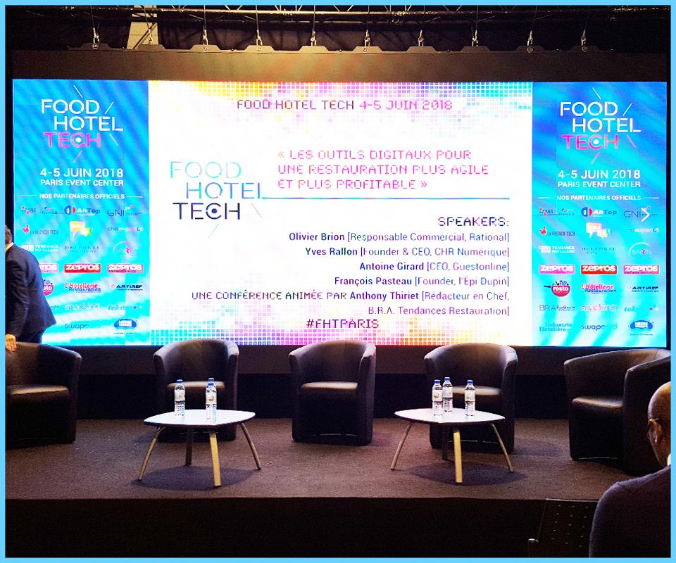 Food Hotel Tech 2018