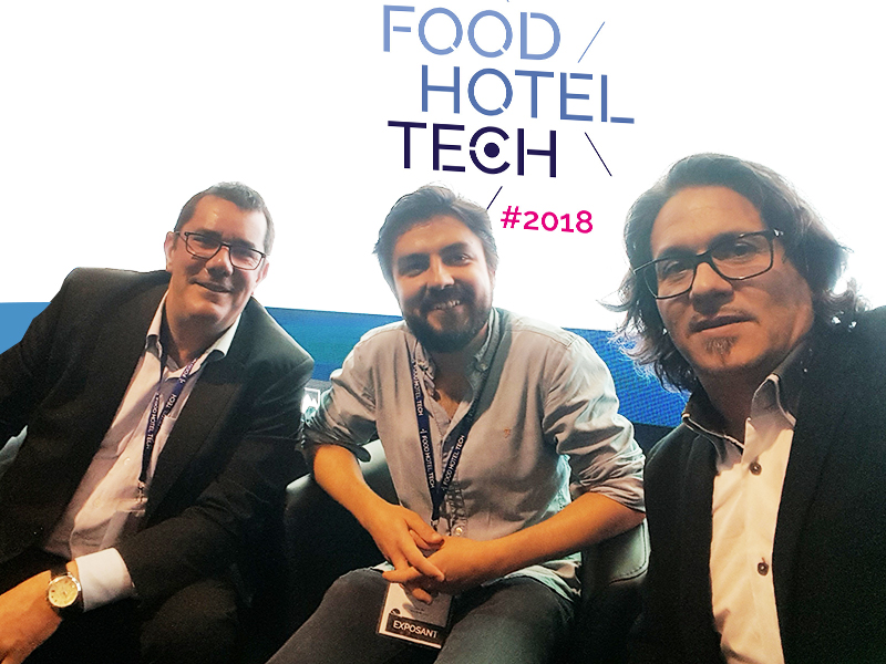 Food Hotel Tech confernce